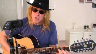 Udo Lindenberg-Cover: Airport (Dich wiedersehn)