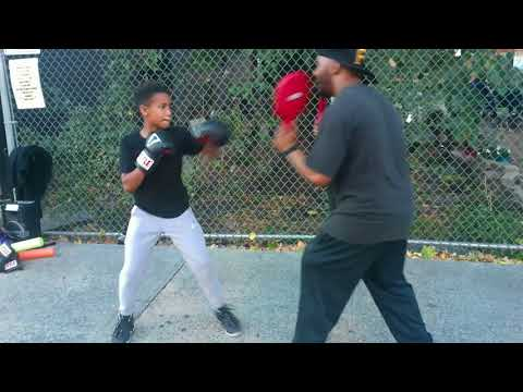 Boxing at Allah School in Mecca! 10/1/2017 part 1