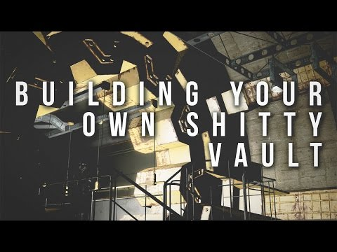 Fallout 4 Building Your Own Vault Sucks Yourepeat