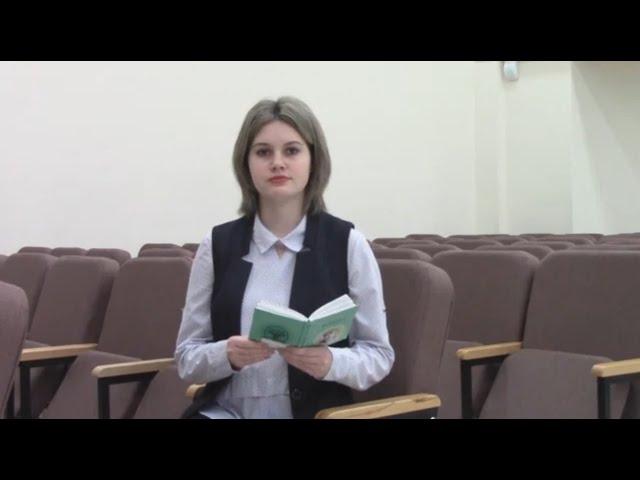 Изображение предпросмотра прочтения – ИринаСироткина читает произведение «Письмо матери» С.А.Есенина