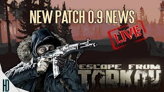 | New Patch 0.9 News!