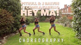Pitbull & J Balvin ft Camila Cabello - Hey Ma   @LeoniJoyce Choreography/Coreografia