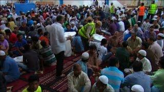 مبادرة خيرية سعودية تسعى لتقديم الإفطار لمليون شخص في رمضان