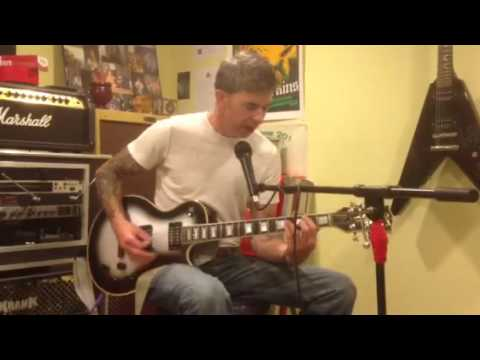 """Minor threat """"guilty of being white"""" (cover)"""