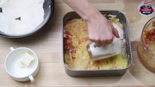 Рецепт болгарского яблочного пирога