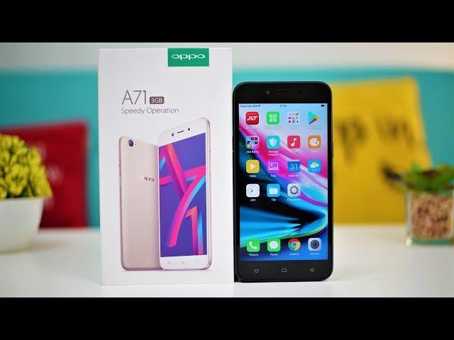 Harga Ponsel Oppo A71 di Indonesia & Spesifikasi Lengkap