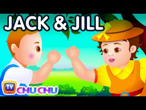 Jack and Jill ChuChu Tv Rhymes