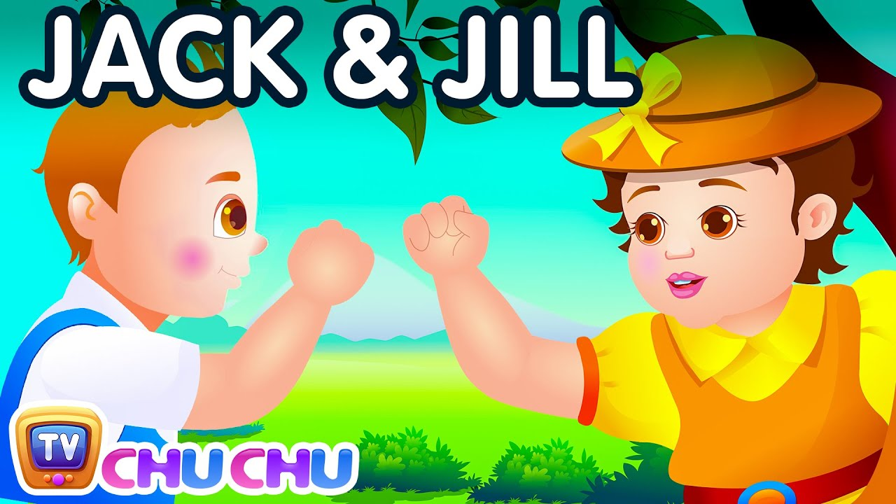 Jack and Jill Rhyme  Be Strong  Stay Strong  YouTube