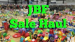 JBF Just Between Friends Consignment Sale Shopping Haul SPRING 2016 TOYS CLOTHES MORE!