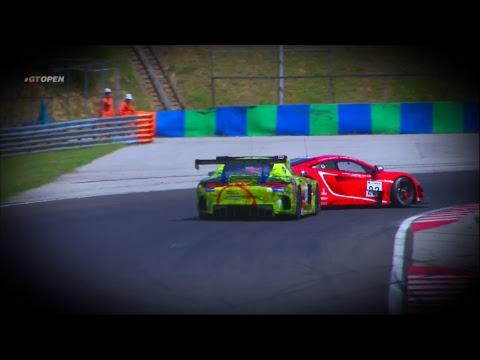 International GTOpen 2017 ROUND 4 HUNGARY - Hungaroring Race 2 ENGLISH