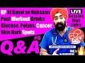 Q&A #8. Post Workout Whey Protien, BP ki Davai se Nuksaan, Polyps, Cancer, Dark Spots | Dr.Education