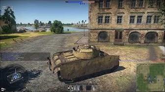 war thunder realistische camper Panzerschlachten