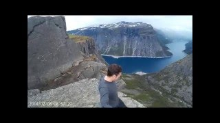 Norway - Bergen, Odda, Trolltunga