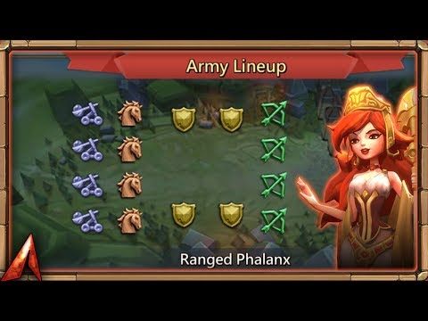 Phalanx Important Tip! Lords Mobile