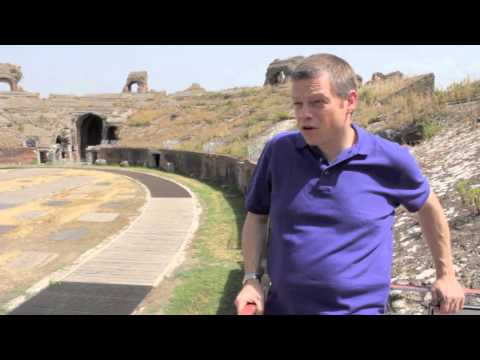 Ben Kane: The Roman Amphitheatre at Capua