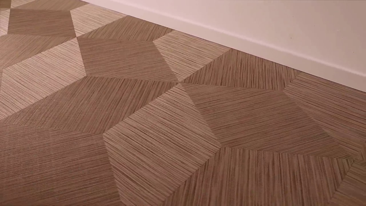 Dickson woven flooring visual effects