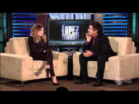 Hilary Duff on Lopez Tonight 11/11/2010 HI DEF