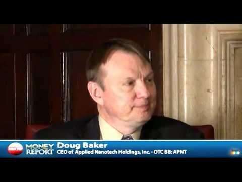 Doug Baker, CEO of Applied Nanotech (OTCBB: APNT) interview
