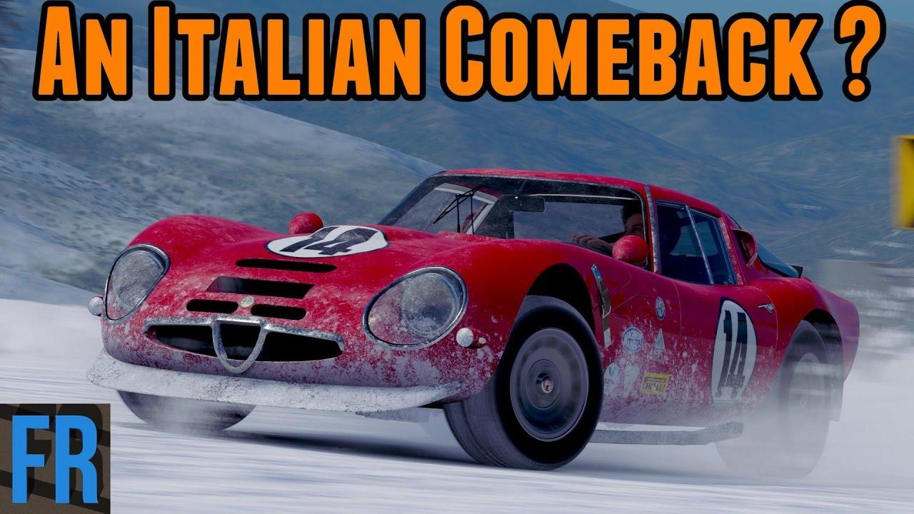 Hill Climb Monsters  Alfa Romeo Giulia TZ2  YouTube