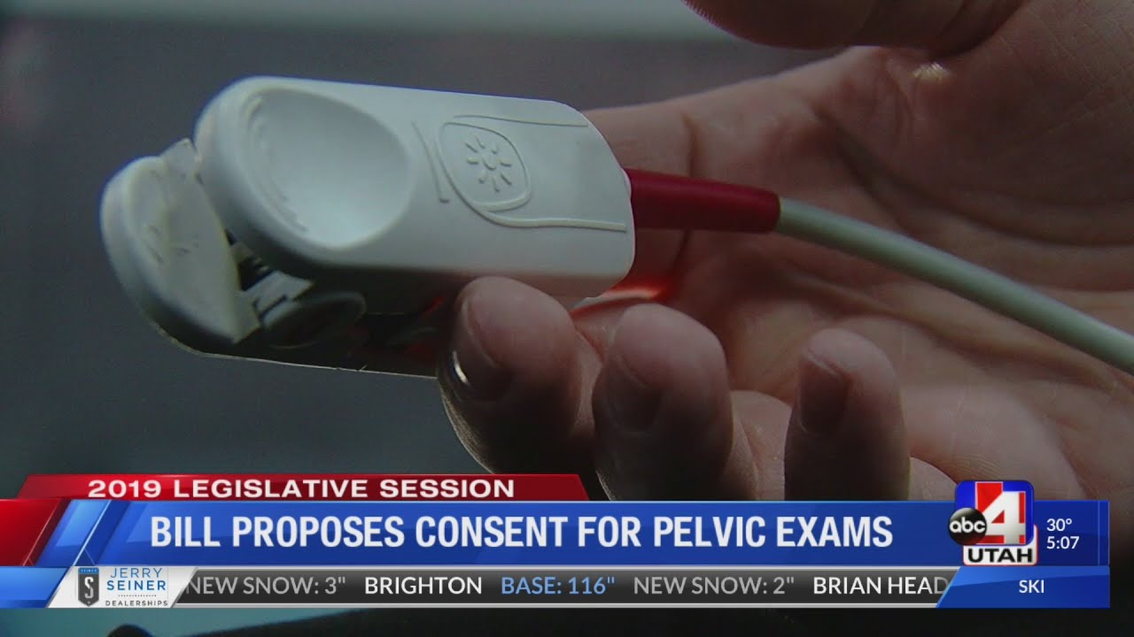 Bill to require consent for pelvic exams on patients under anesthesia