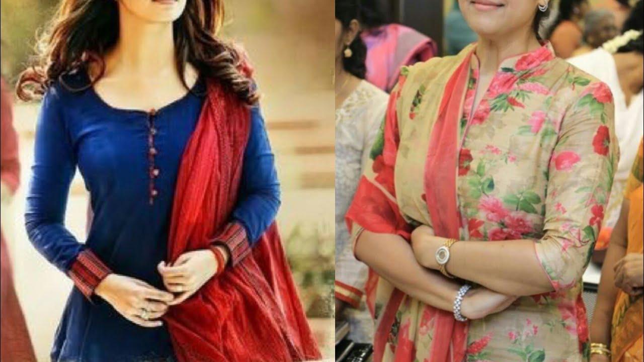 latest office wear simple salwar suit design ideas churidaar kurta