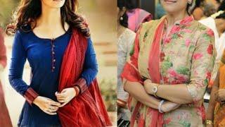 latest office wear simple Salwar suit design ideas/Churidaar kurta design ideas for college, office