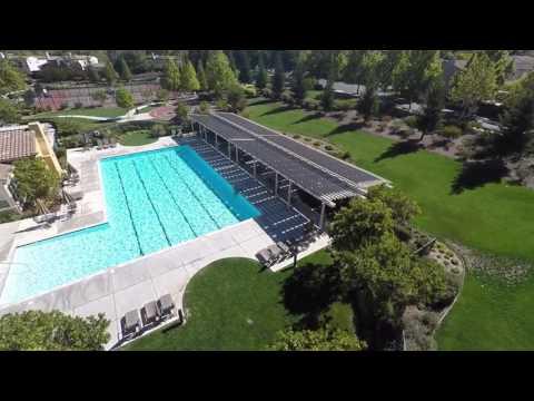 A Swim at the local neighborhood pool!