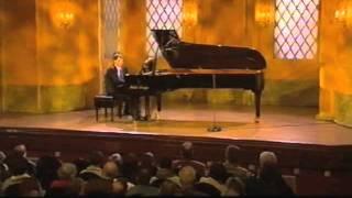 Bruno Robilliard - Andante cantabile et presto - Felix Mendelssohn - Piano