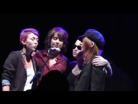 .IN THIS HEART (Acapella) with daughter Roisin....Glastonbury 2013
