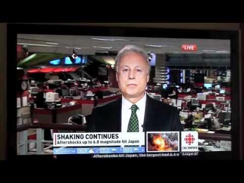 2011 Japan Earthquake, Murat Saatcioglu, University of Ottawa