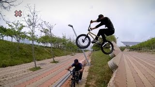 GoPro: Riding Street with Chad Kerley and Mike Escamilla – 2013 Summer X Games Barcelona