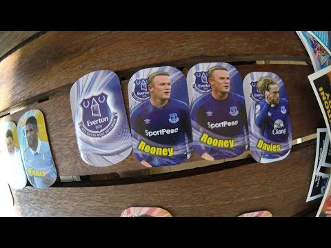 Europa League-Rooney Edition-Unboxing