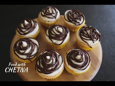How To Make Delicious Peanut Butter And Chocolate Cupcakes