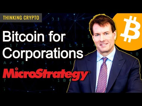 Michael Saylor Interview - Bitcoin For Corporations, Elon Musk, Tether, \u0026 Building Wealth With BTC