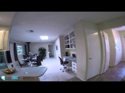 Lovely Mobile Home in Brookvale Terrace Park in Capitola $449K ►