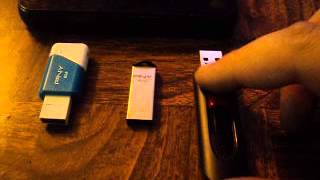 Wii U USB flash drives