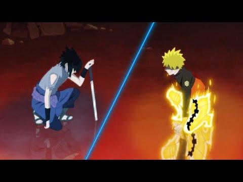 naruto and sasuke vs momoshiki full fight 1080p 3d
