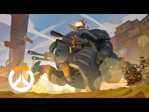 [NUEVO HÉROE] Historia de origen de Wrecking Ball | Overwatch