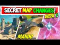 Fortnite Season 5 | SECRET MAP CHANGES | Everything That Changed! Week 1 (Xbox, PS5, PC, Mobile)