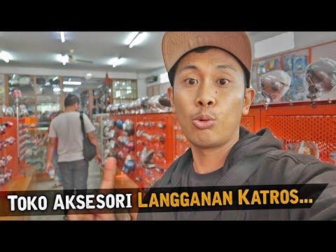 Polaris, Toko Parts Motor Custom Di Jakarta [Atenx Katros]
