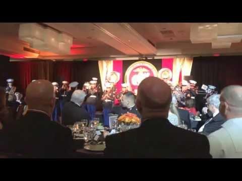 Marine Corps Scholarship Foundation Inaugural Awards Dinner