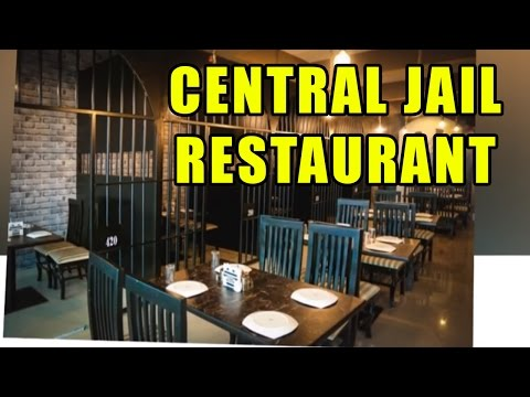 Central Jail Restaurant - Bangalore's First Ever Unique Theme of JAIL