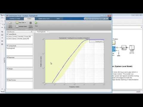 Control Design with MATLAB and Simulink