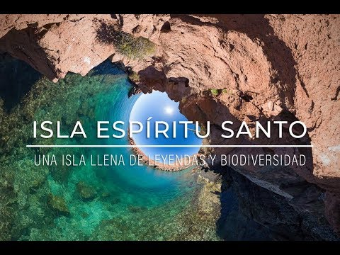 Espíritu Santo,  una isla llena de leyendas y biodiversidad