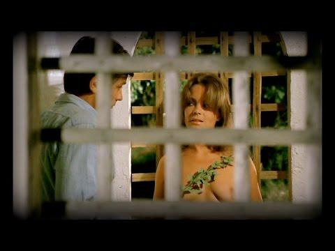 "La scene la plus ""oh sauvage"" du couple Alain Delon Romy Schneider"
