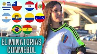 ANÁLISIS Y PREDICCIÓN FECHA 1 ELIMINATORIAS CONMEBOL QATAR 2022....