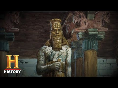 Ancient Aliens: Nebuchadnezzar Opens Star Gate (Season 10) | History