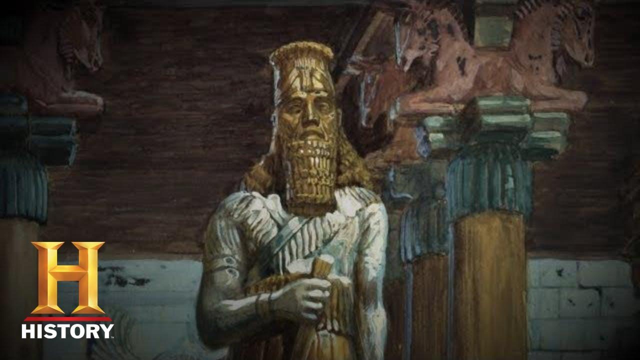 Download Ancient Aliens: Nebuchadnezzar Opens Star Gate (Season 10)   History