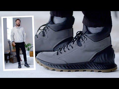 How To Wear | ECCO Men's Exostrike Hydromax Boots