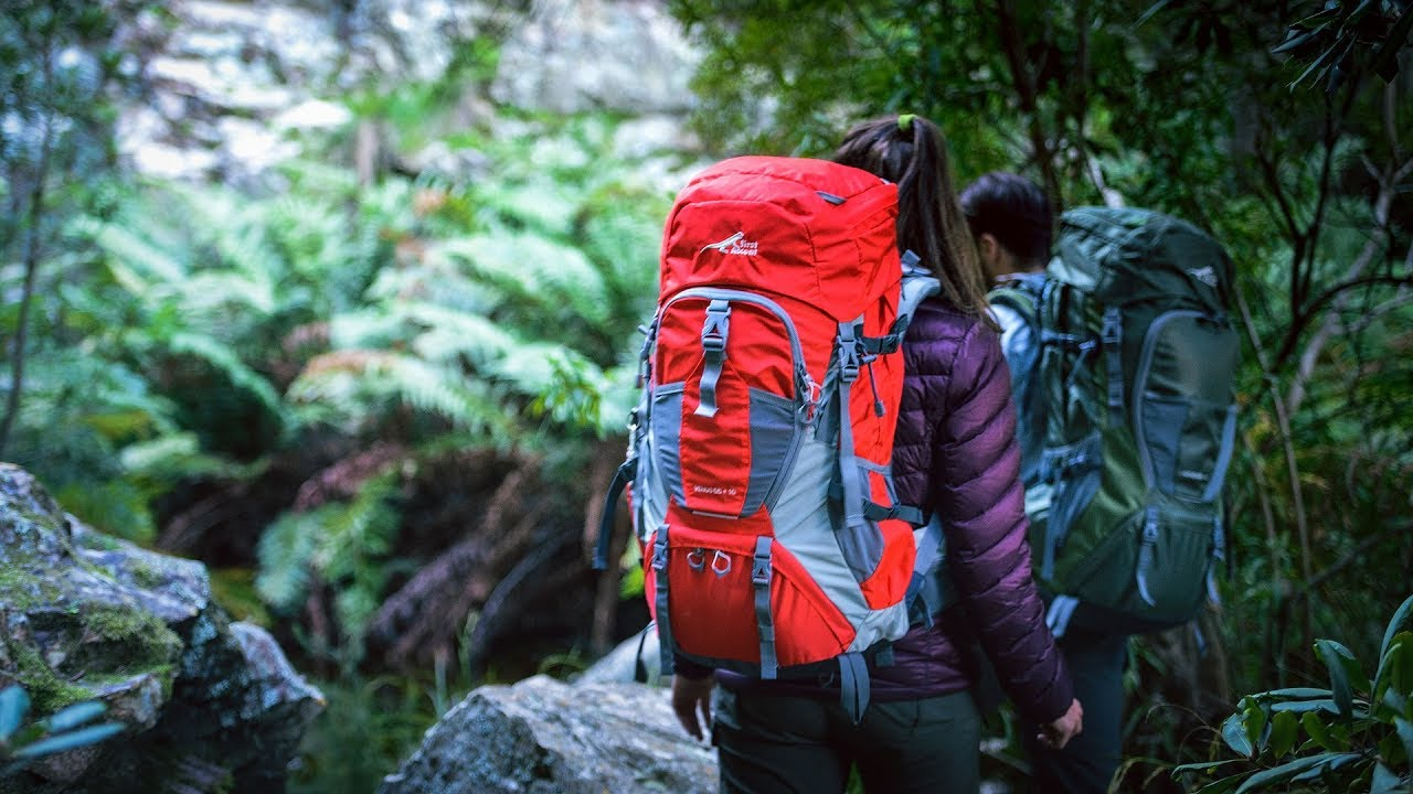 First Ascent Venus II 55 + 10L Backpack Features